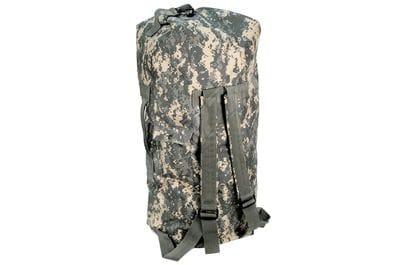 Baul (Duffle) ACU Black Army Style 36 x 24