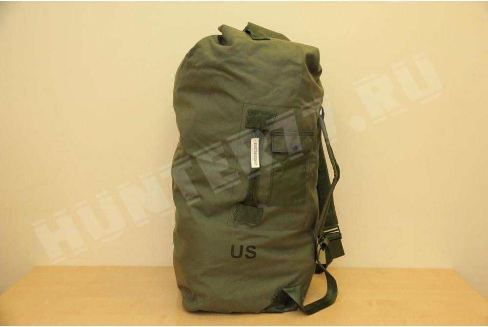 "Баул (дафл) USMC USAF USA 36"" х 24"" Зеленый морского корпуса США"