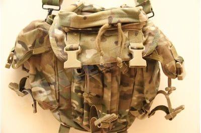 Сумка-сухарка мультикам армии США  1000D