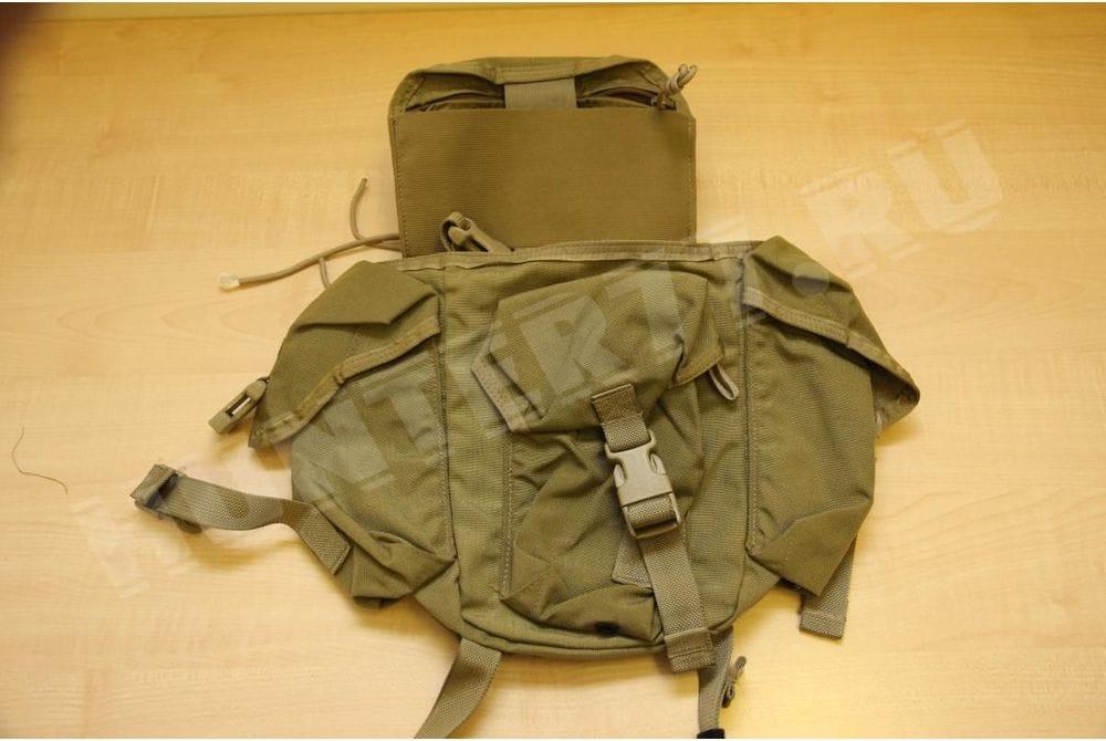 Сумка-сухарка Хаки армии США 1000D