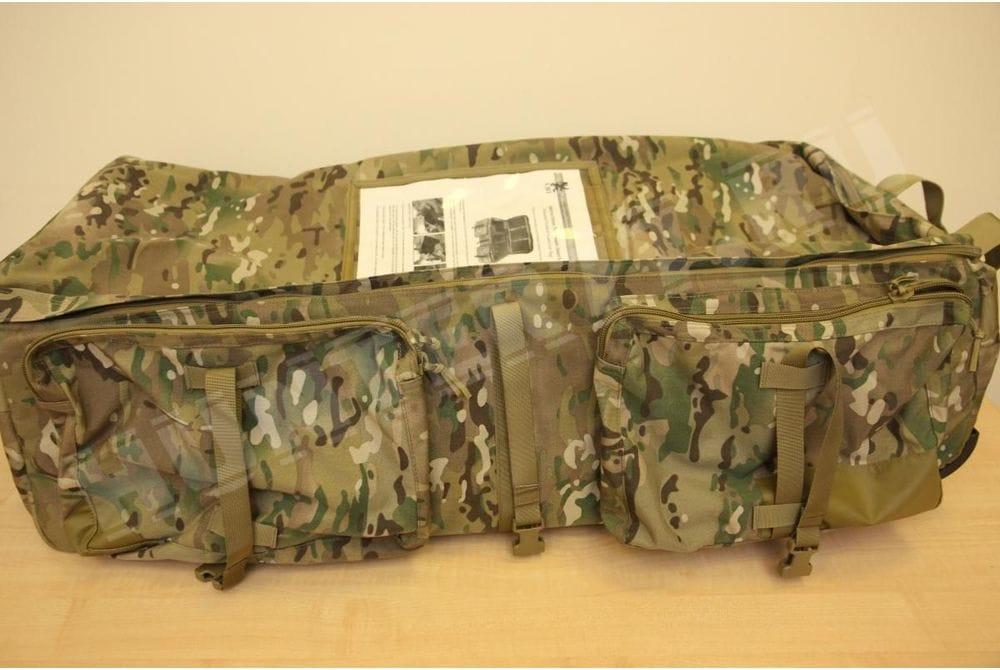 Большая дорожная сумка LBT-2467A мультикам на колесах