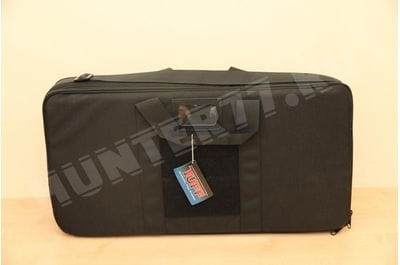 Soft case 28 TUFF black for hidden carrying weapons