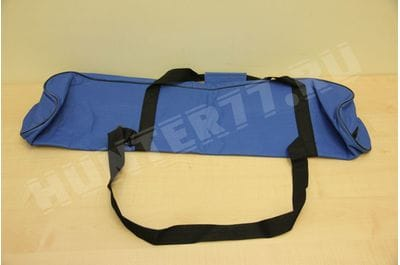 Bag 34,5 (87 cm) for hidden carrying / transportation of weapons blue