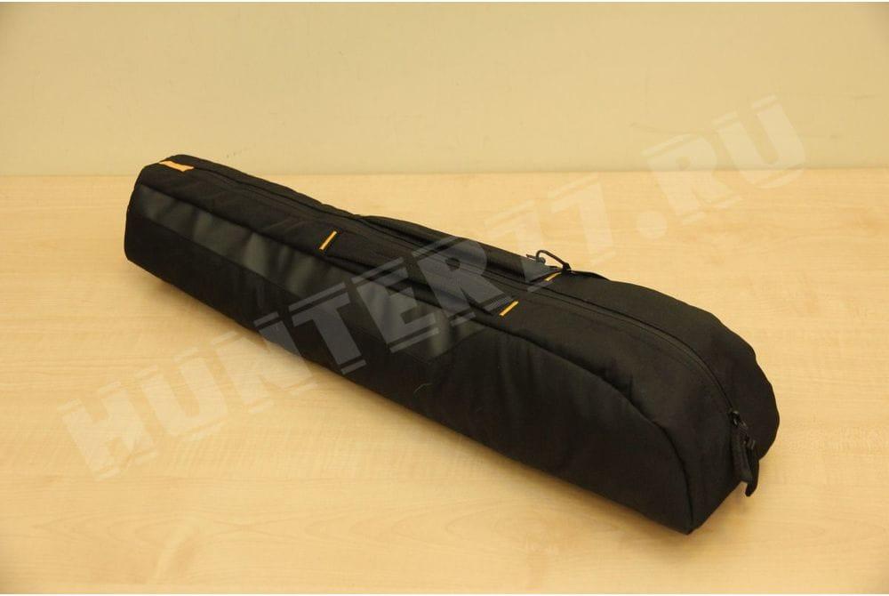 Сумка-кейс 60 см серая для скрытого ношения оружия