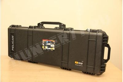 Pelican 1720 Rifle Case Black With Foam