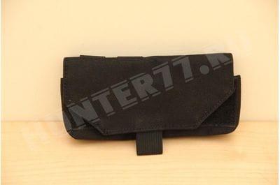 Pouch LBT cartridge 12 cal black