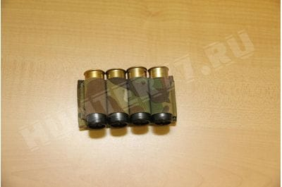 Pouch elastic on Velcro for 12 (20) cal ammo