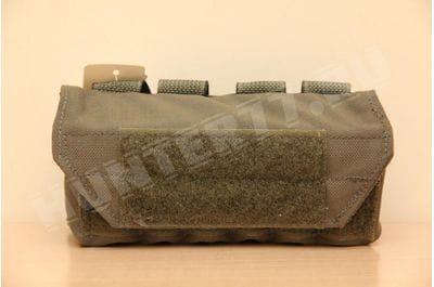 Подсумок Eagle Industries патрон 12 кал  Зеленый