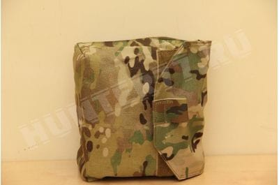 Pouch horizontal for gas mask cartoons