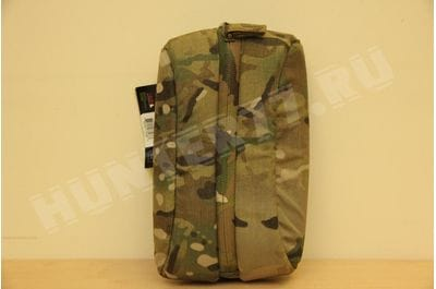"Granite Tactical Gear Padded Utility Pouch Medium  9.5"" x 5.5"" x 3.5"" Multicam"