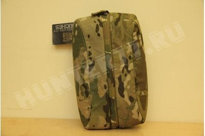 Pouch protected 12 x 6.5 x 3.5 Granite Gear multicam