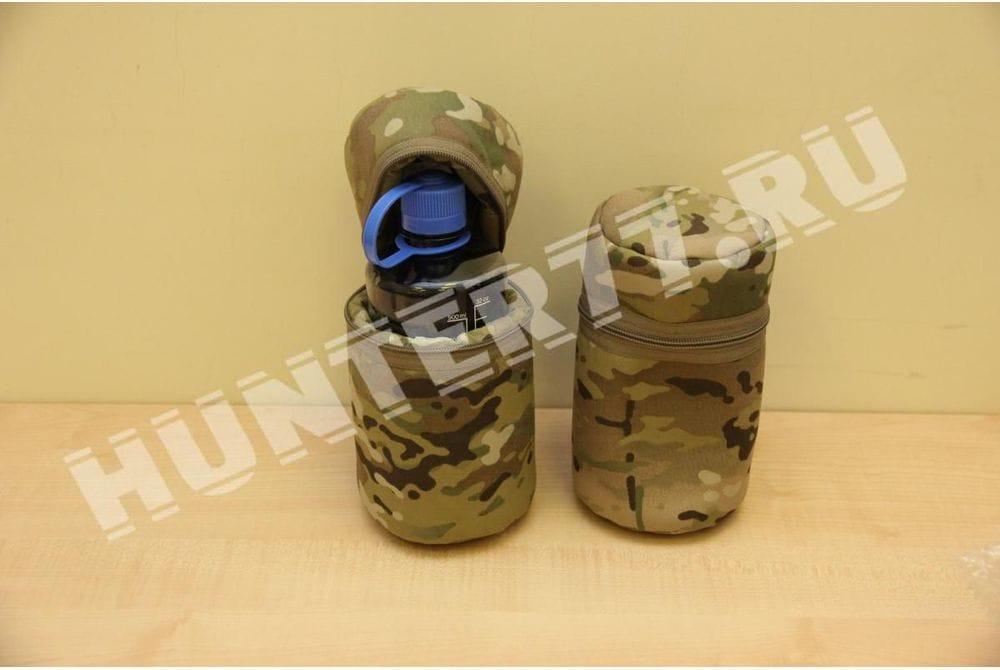 Термочехол для туристических бутылок емкостью до 1,0 литра мультикам Outdoor Research