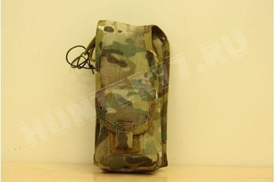 Pouch under the grenade with fasteks LBT Multicam