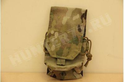 Подсумок под 2 магазина 308 SCAR/AR АК 47/74 Tactical Tailor мультикам