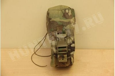 Подсумок 3 магазина M16 / АК74 мультикам
