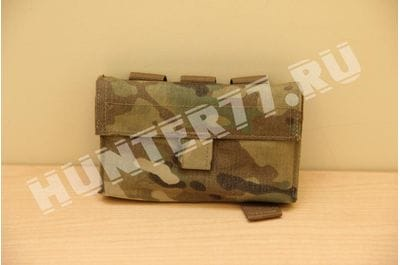 Sniper pouch for rifled ammunition 7.62 / 223