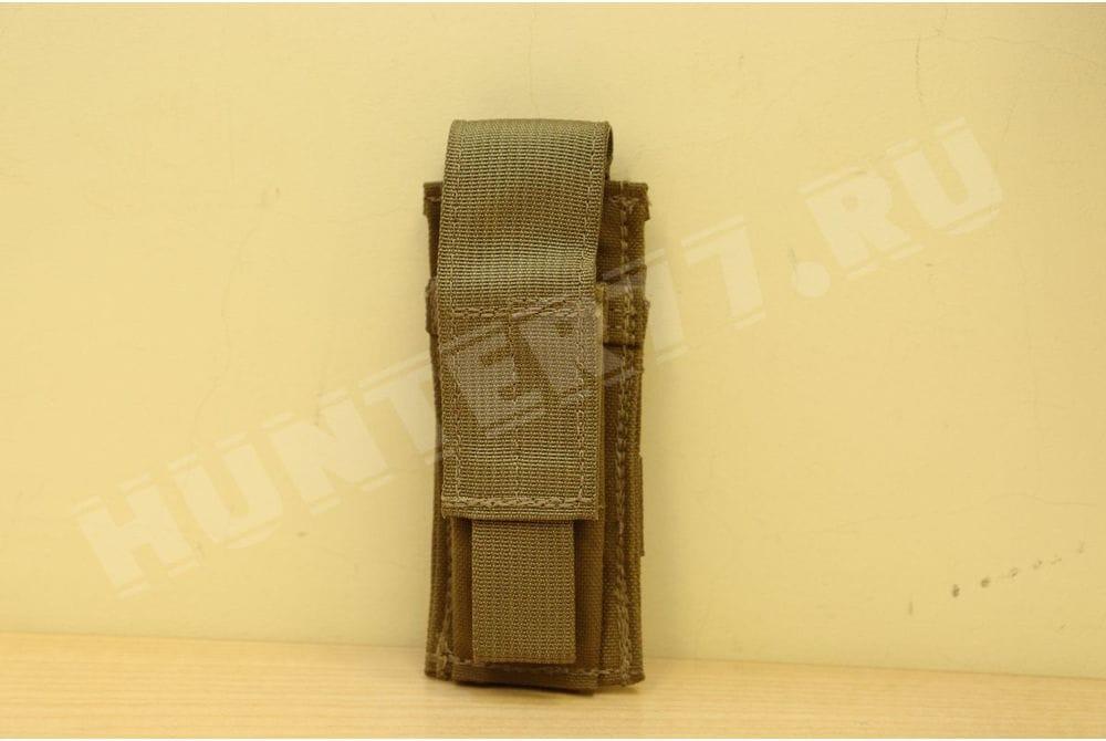 Подсумок 1 маг 9мм Glock Coyote LBT-9012A