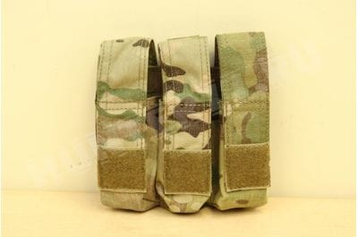 9mm Glock мультикам Pistol Mag Pouch - Triple 9mm TYR Tactical®