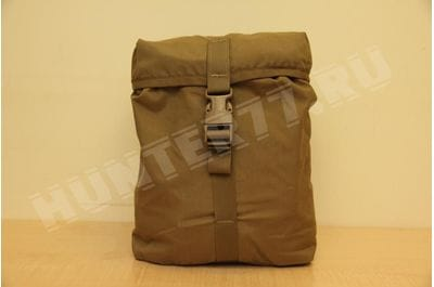 Eagle Industries USMC FILBE Pack Sustainment Utility Pouch, 500D coyote brown