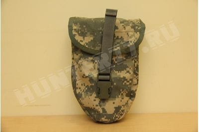 Pouch for ACU shovel