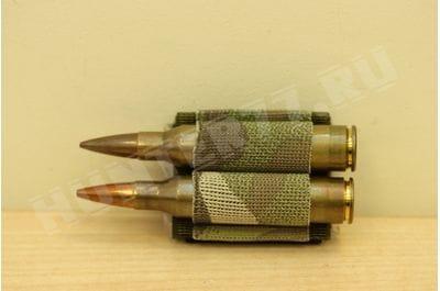 Держатель 2 патрона Magnum на велкро