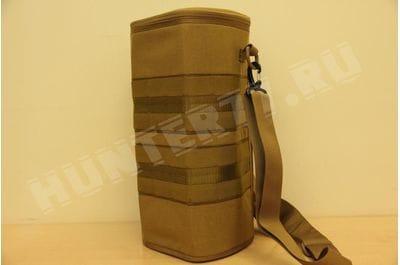 Кейс для Hensoldt Spotter 45/60 Tan MOLLE Soft Case