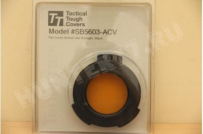 Tenebraex Amber Cover Various 56mm Optic Models SB5603-ACV