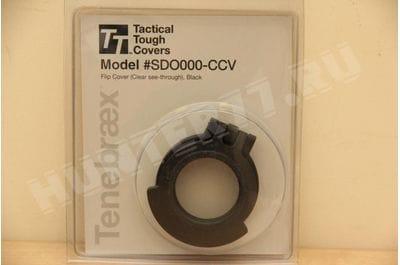 Прозрачная крышка SDO000-CCV окуляр 42mm Schmidt Bender, NF Compact , 40mm Leupold, PM II