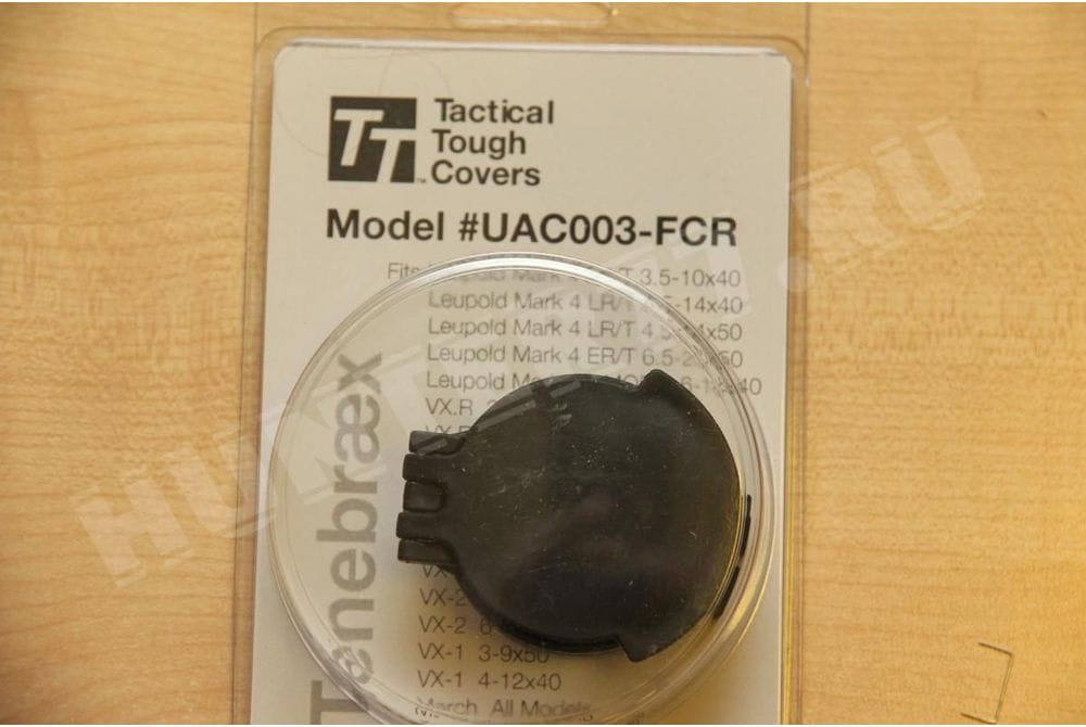 Крышка UAC003-FCR окуляр March, Zeiiss, Hensoldt, объектив ELCAN 1x4 (передняя) Элкан 1-4