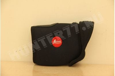Neoprene cover on Leica CRF black