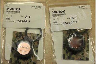 Фильтр с кольцом адаптером для PVS-14