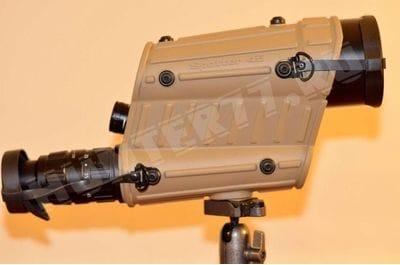 Корректировщик Hensoldt Spotter 45 Horus H32 FFP (15-45x72)