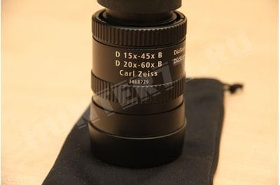 Eyepiece Zeiss Victory 15-45 / 20-60x to the telescope Diascope
