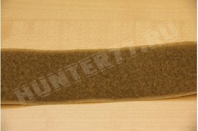 Loop flypaper 2 COYOTE 498 50 mm Velcro