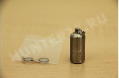 Mini lighter titanium Maratac ™ keychain
