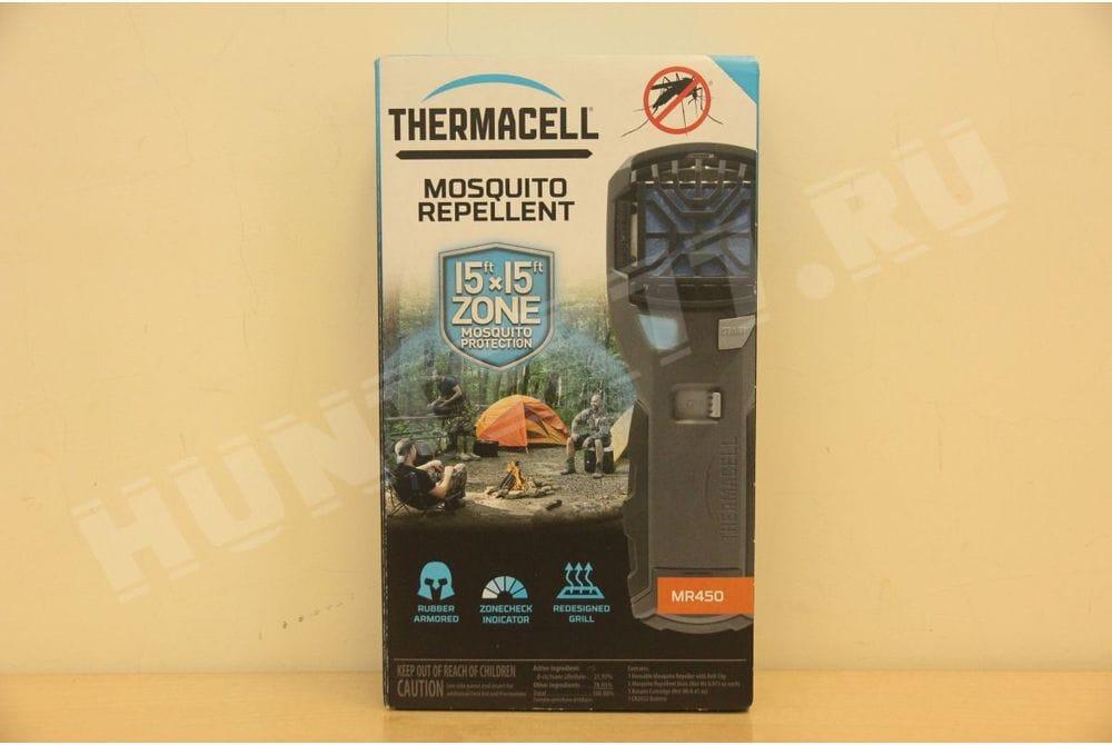 Переносной отпугиватель Thermacell MR-450X, диаметр 6,5 метра