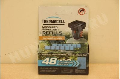 Репелентные пластины Thermacell M-48