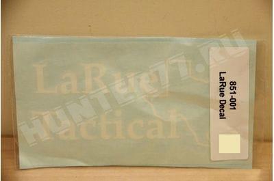 Виниловая наклейка LaRue Tactical штат Техас