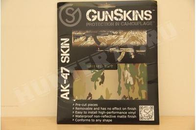 Виниловое покрытие мультикам AK47 / 74 шаблон