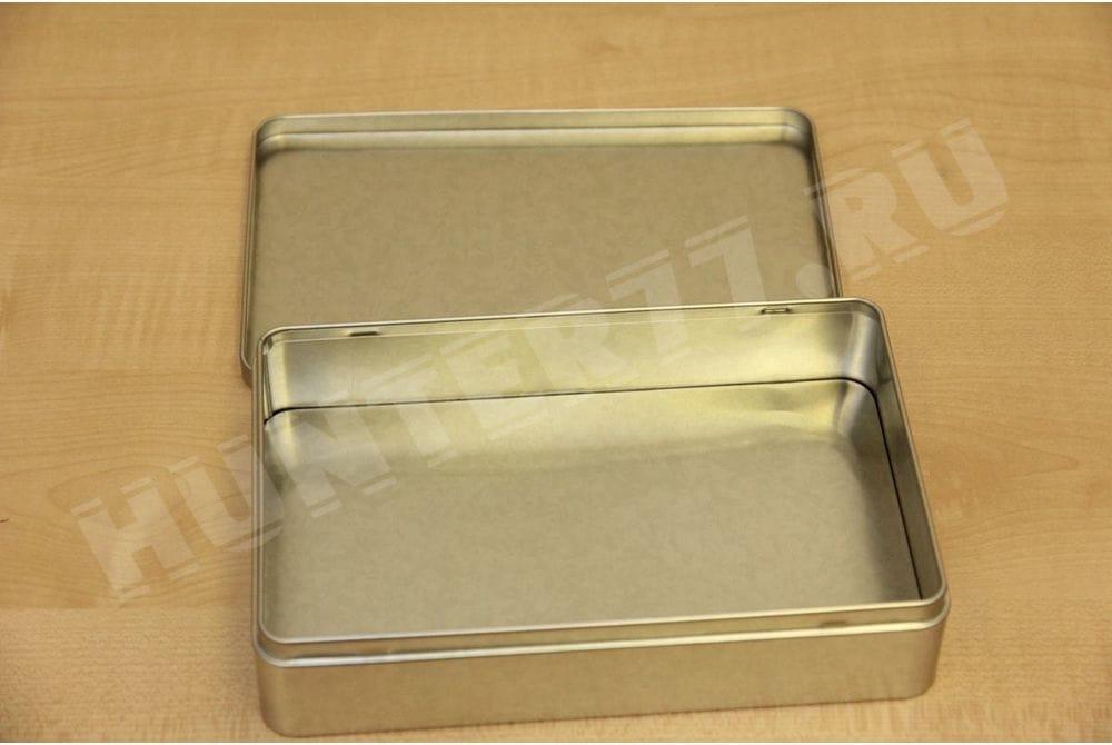 Контейнер 8.5 x 5.3 x 1.9 дм Shappy оцинкованная сталь