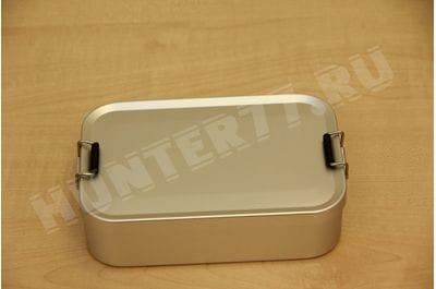 Контейнер 6.5 x 4.4 x 1.8 дм kavia из алюминия