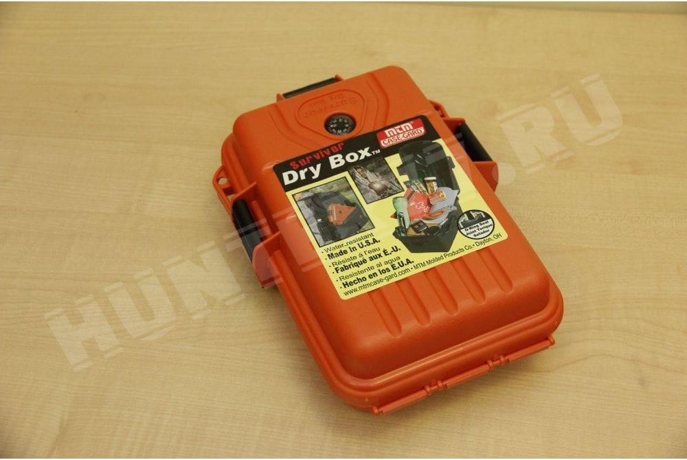 Контейнер Small Orange 9.75 x 7.75 x 2.8 дм MTM пластик