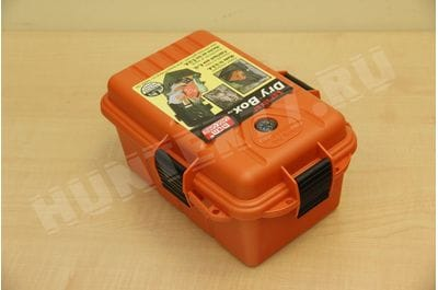 MTM Survivor Dry Box with O-Ring Seal, Large Orange