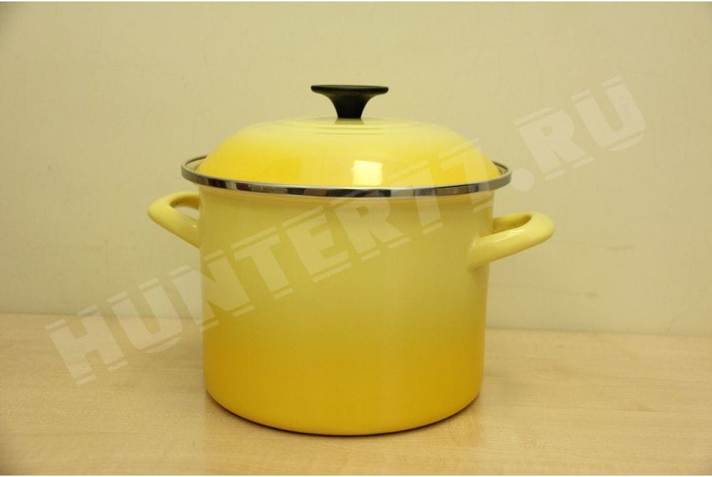 Кастрюля Le Creuset 5.7L Sun Yellow 6-Quart