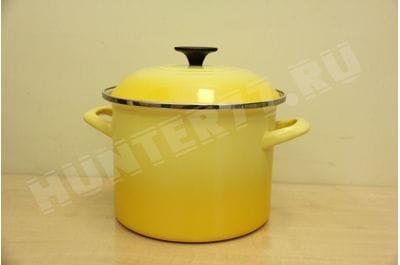 Кастрюля Le Creuset 5.7L Sun Yellow 6-Quart