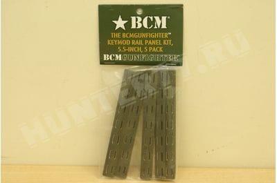 Комплект направляющих BCM® KeyMod™ Rail Panel Kit, 5.5-inch