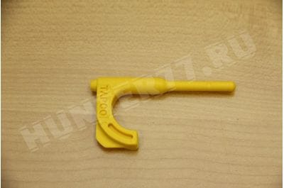 Tapco TOOL9002 Rifle Chamber Safety Tool Yellow  5.56