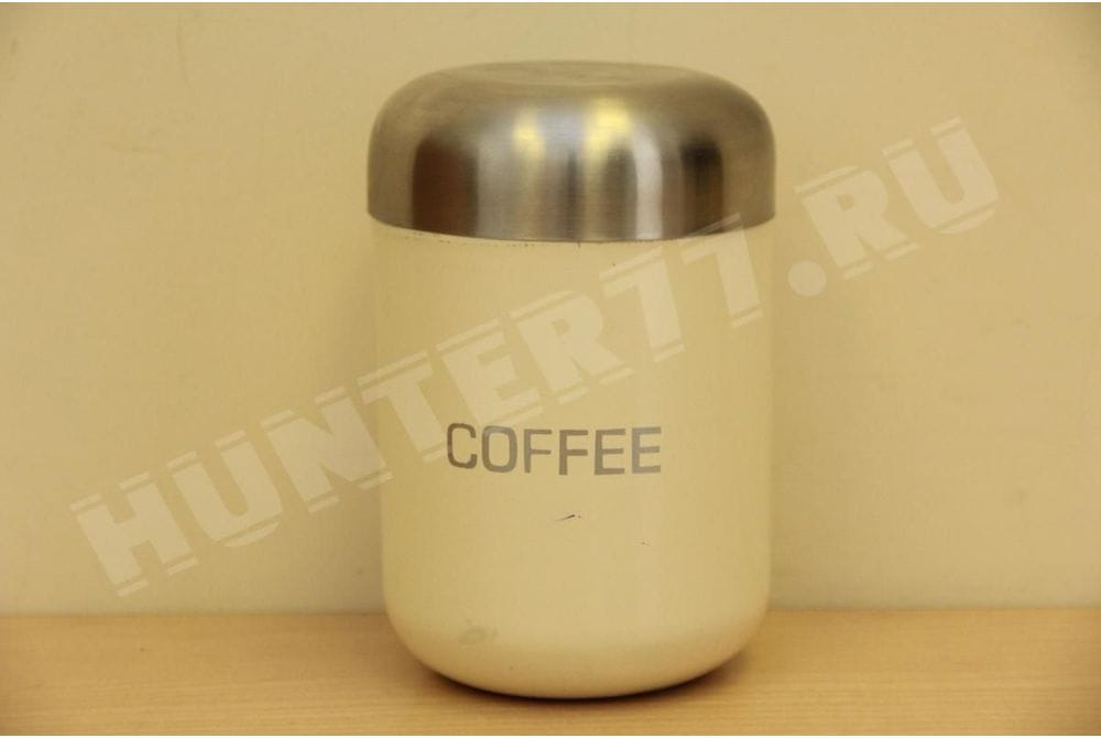 Контейнер для кофе 15х10см