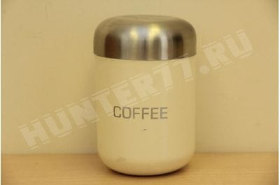 Coffee container 15x10cm