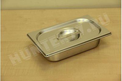 Гастроемкость 1/4 сталь, высота 40/65/100/150/200 мм